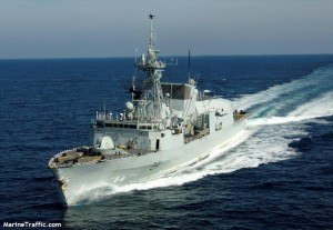 HMCS OTTAWA 300x207