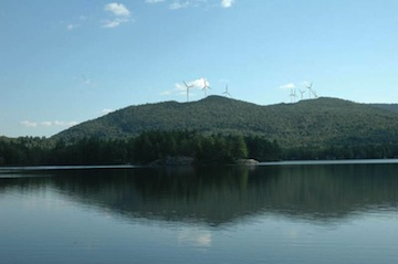 ME spruce mountain wind farm from concord pond 1 5mi copy